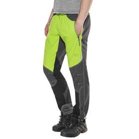Karpos Rock Pants Men Apple Green/Dark Grey